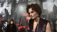 """Estreia de """"The Spirit - O Filme"""": Entrevista de Stana Katic #1"""