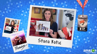 Bookaboo: Stana Katic lê InvisiBill #2