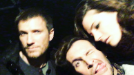 Absentia: Stana Katic, Patrick Heusinger & Angel Bonanni nos bastidores
