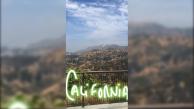 Instagram Story: Califórnia