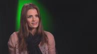 Stana Katic fala sobre a visão da personagem Lois Lane
