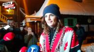 Entrevista de Stana Katic na chegada ao Kustendorf Film & Music Festival