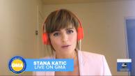 GMA: Entrevista com Stana Katic