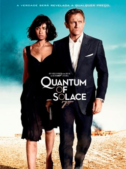 007 – Quantum of Solace (2008)