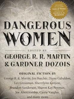 Áudiolivro: Dangerous Women (2013)
