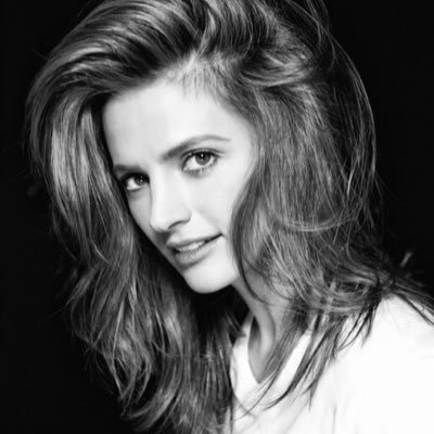 Stana Katic no Twitter