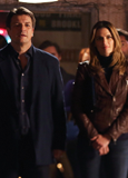 """Castle 7.22 """"Dead From New York"""" @ CTV"""